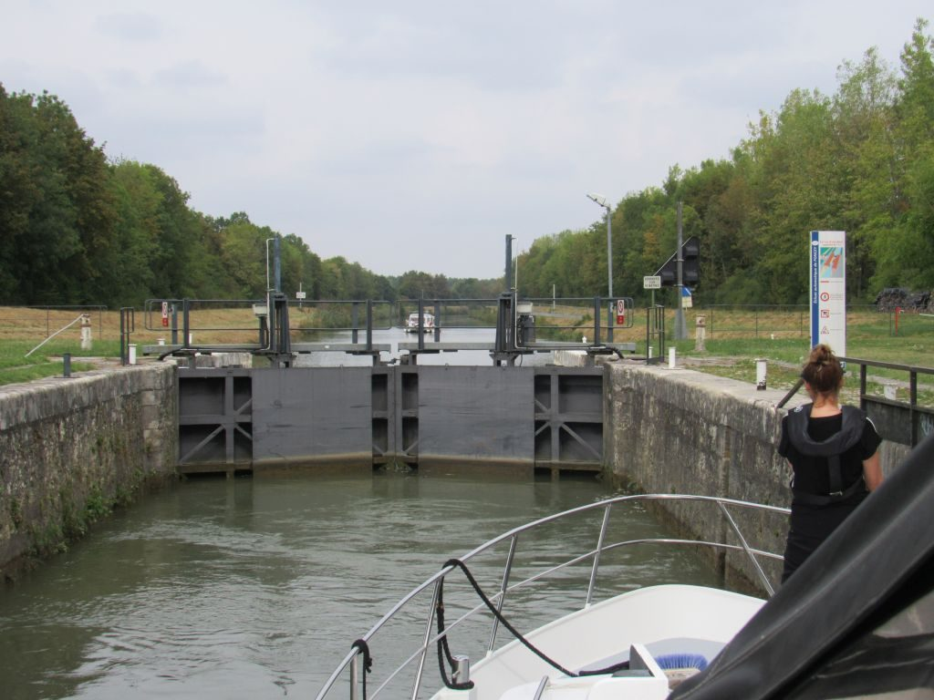 St Jean to Pontailler-sur-Saone