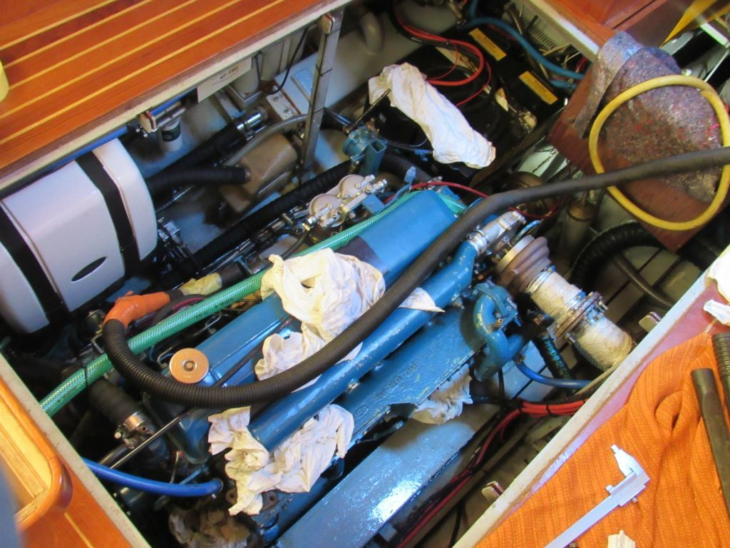 Engine open again