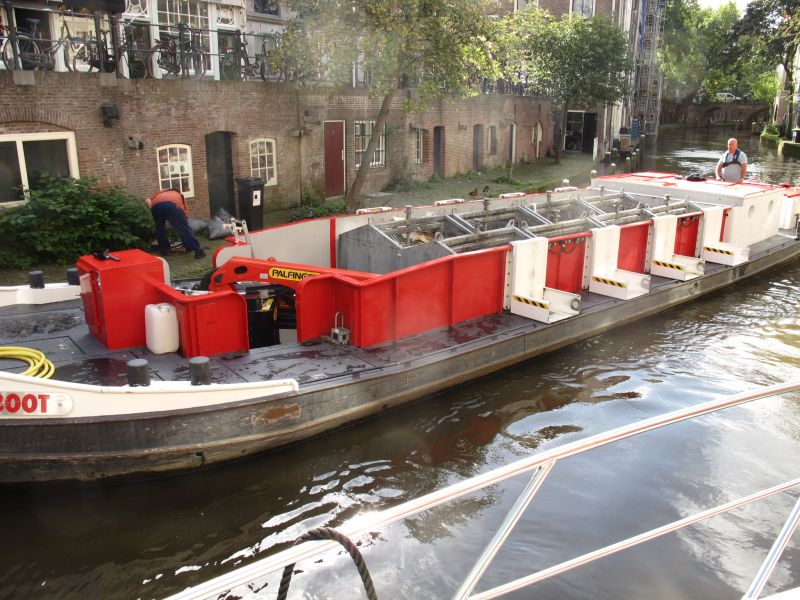 Garbage collection in Utrecht
