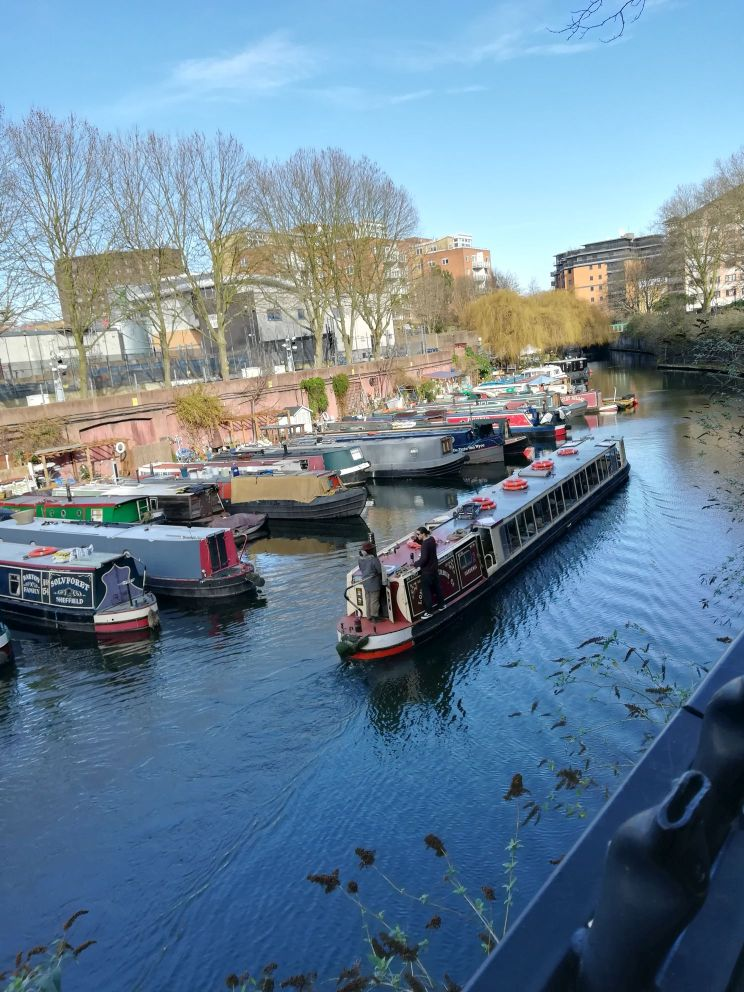 Lisson Grove - Regents Canal