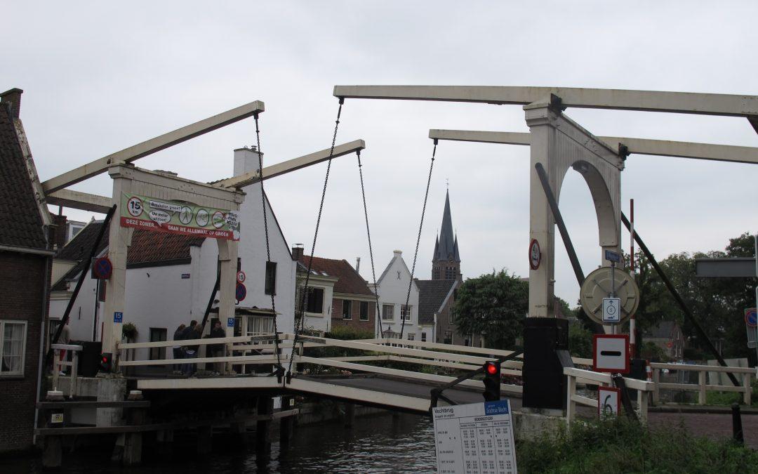 More Bridges on the Netherlands Waterways