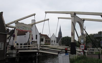 More Bridges on the Netherlands Waterways