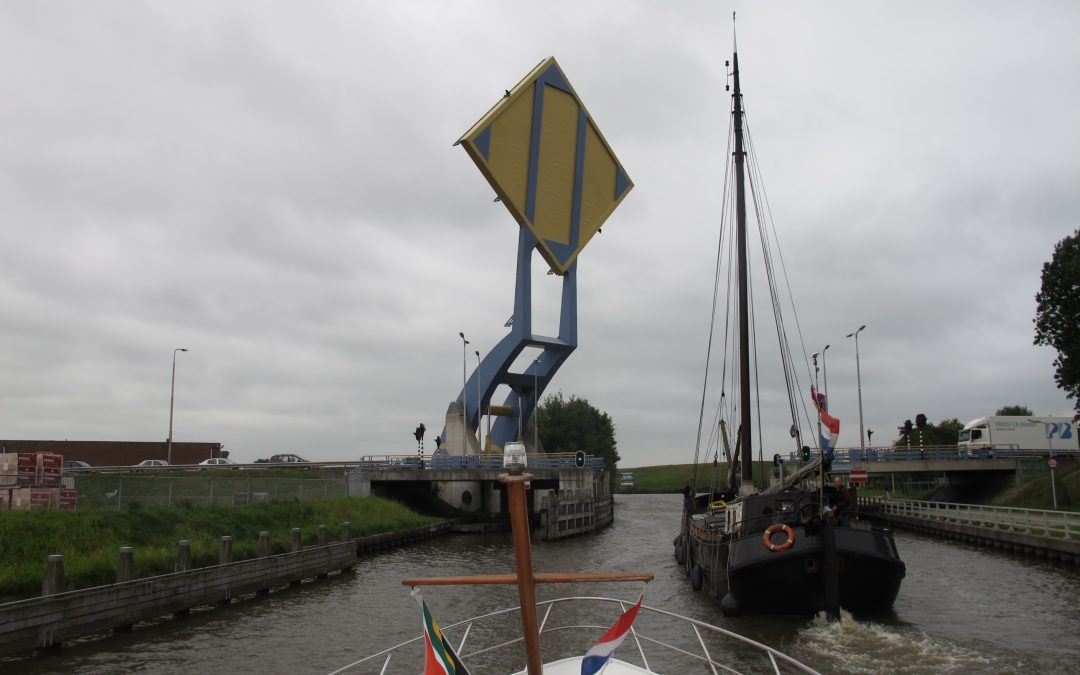 Bridges on the Netherlands Waterways