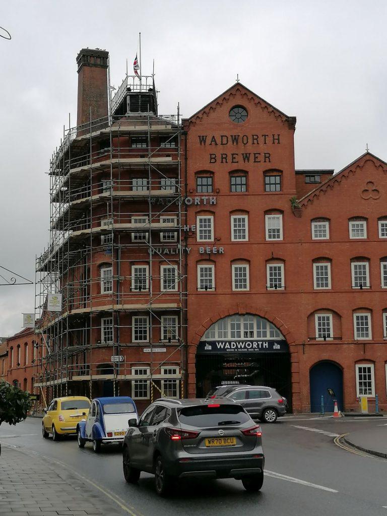 Wadworth Brewery